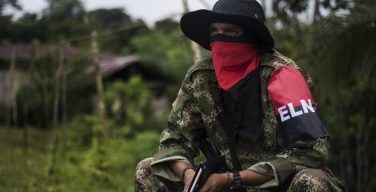Colombian ELN Rebel Commander Killed in Military Operation
