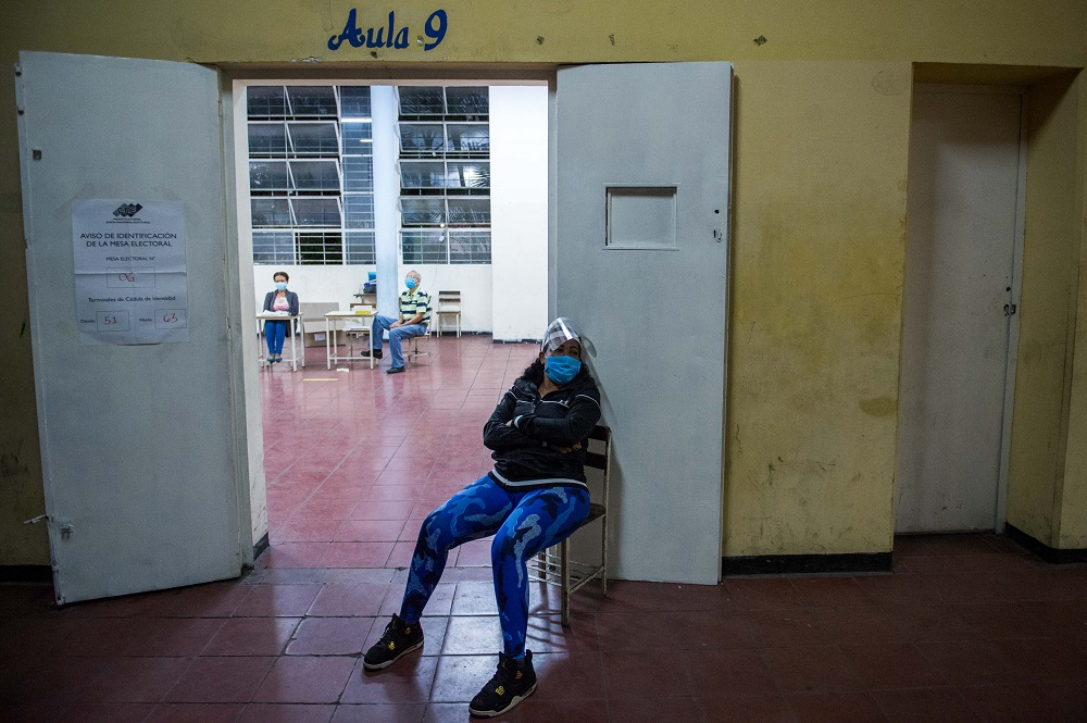 The United States, European Union, and Lima Group Reject Fraudulent Venezuela's Legislative Elections