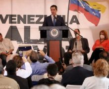 Interim President Guaidó Calls for Referendum to Reject Regime's Fraudulent Parliamentary Elections in December