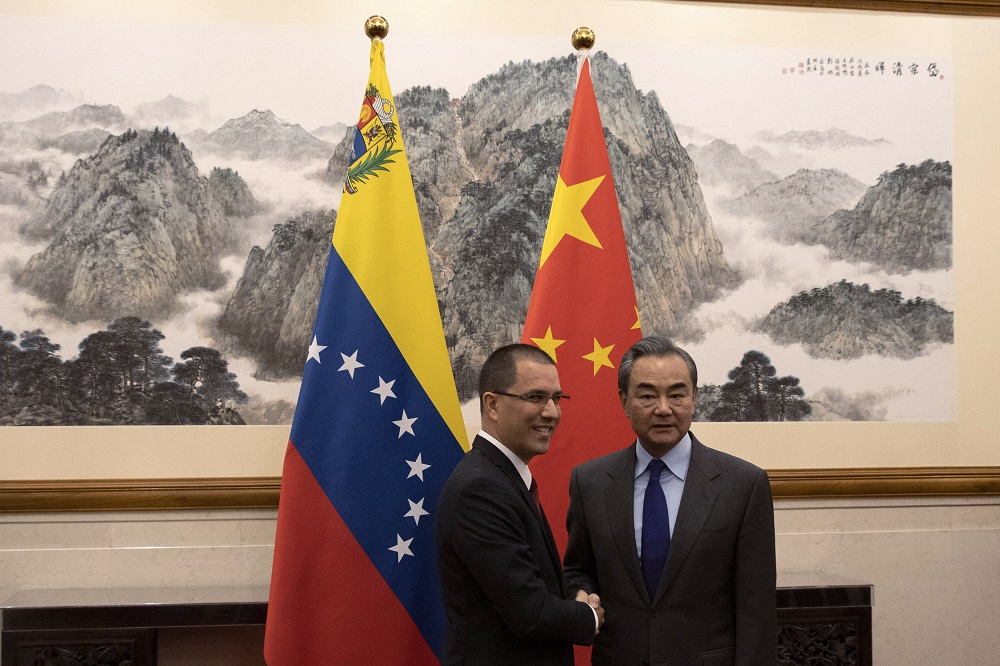 Treasury Sanctions CEIEC for Supporting the Illegitimate Maduro Regime's Efforts to Undermine Venezuelan Democracy
