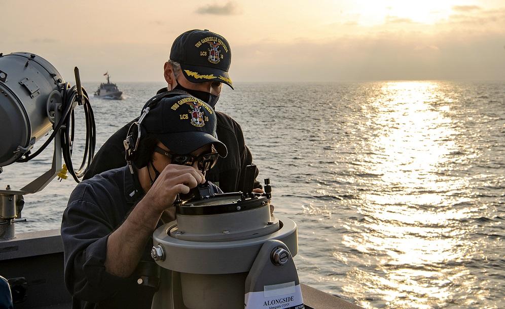 Almirante dice que EE. UU. busca incrementar su espacio de competencia en Latinoamérica
