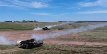Brazilian and Argentine Armies Conduct Joint Operation