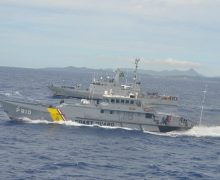 Brazilian Navy Conducts Operation Caribex 2020