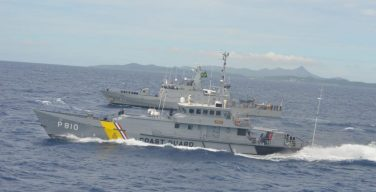 Brazilian Navy Conducts Operation Caribex 2020