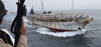 Chinese Fleet Threatens Chilean, Argentine Maritime Resources