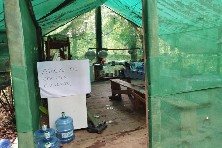 Bolívia: agentes antidrogas destroem pista clandestina e mega laboratório de cocaína