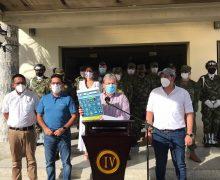 Fuerzas Militares de Colombia capturan cabecillas de disidencia de las FARC