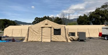 US Government Donates 2 Mobile Hospitals to Ecuador to Treat COVID-19 Patients