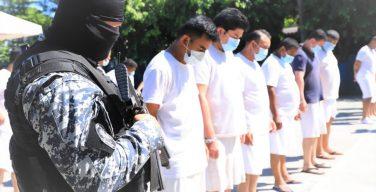 El Salvador enfraquece gangues MS-13 e Bairro 18