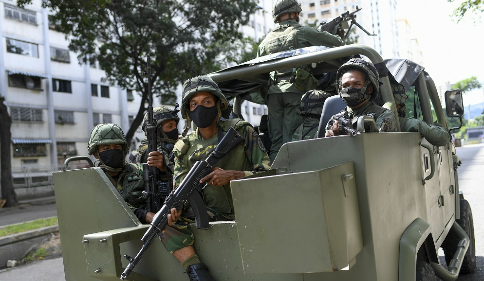 Illegitimate Maduro Regime Attempts to Buy Loyalty with Insignificant Military Pay Increases