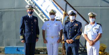 US Coast Guard, Brazil Navy Conduct Regional Engagements to Strengthen Partnership