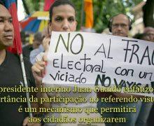 Venezuela: Resolução da OEA