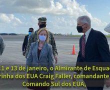 Laços do SOUTHCOM com Guiana e Suriname