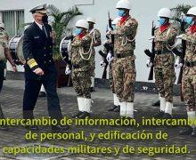 Lazos de SOUTHCOM con Guyana y Surinam