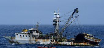 Representantes do SOUTHCOM e da Guarda Costeira dos EUA participam de conferência sobre pesca INN