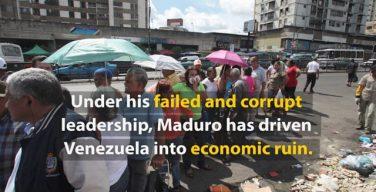 Venezuela In The Hands Of Maduro