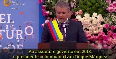 Colômbia avança na luta contra o narcotráfico