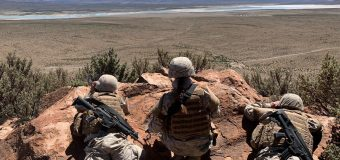 Chilean Armed Forces Support the Fight against Human Trafficking and Migrant Smuggling