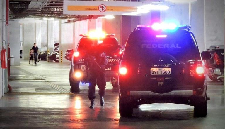 Brasil: Policía Federal desarticula agrupaciones del narcotráfico internacional