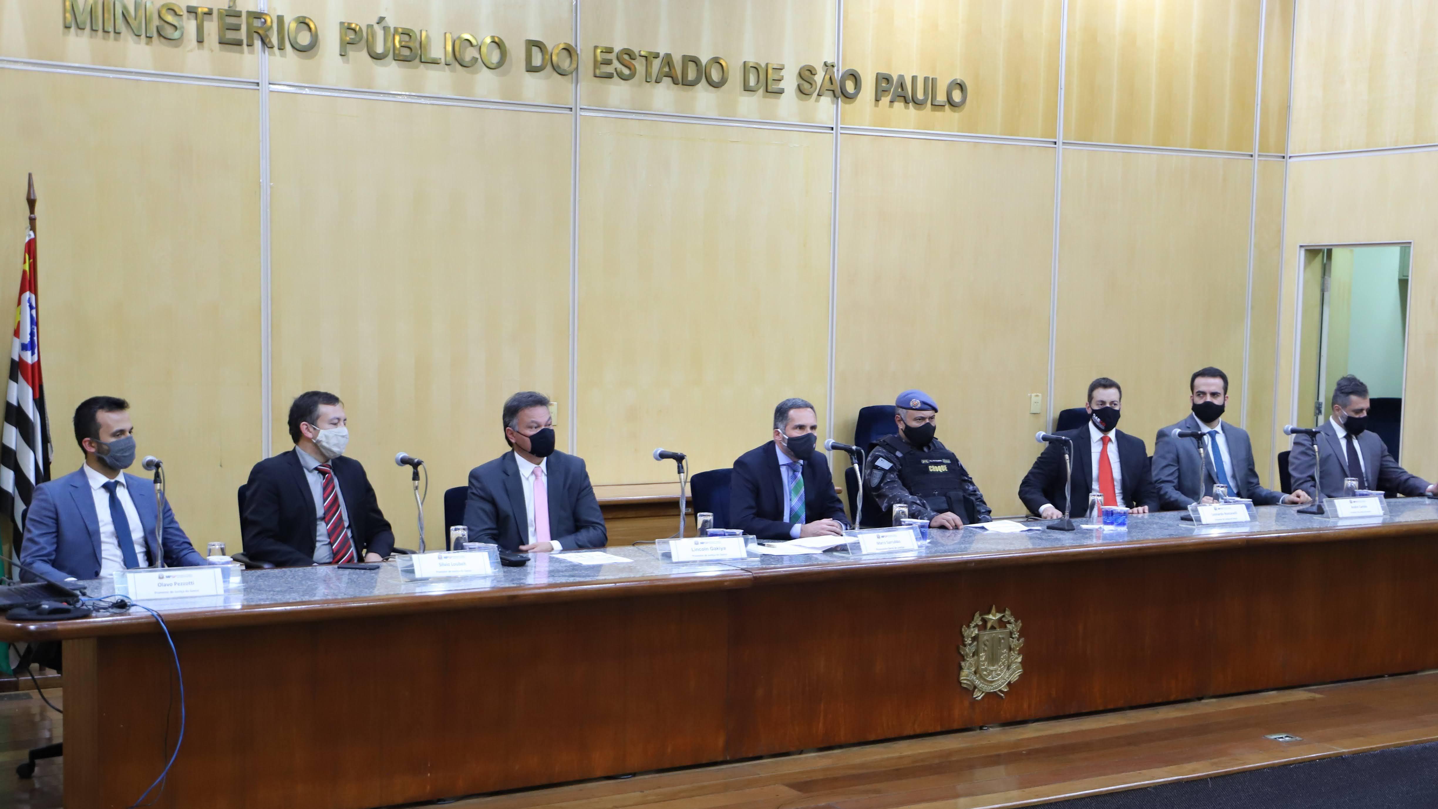 Fuerzas de seguridad avanzan para combatir la principal organización criminal de Brasil