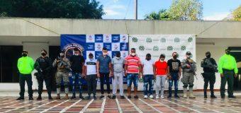 Ecuador, Colombia Dismantle Narcotrafficking Organization