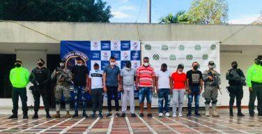 Equador e Colômbia desarticulam organização do narcotráfico