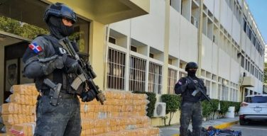 Dominican Republic Seizes 1.7 Tons of Cocaine