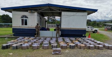 Panama Seizes Nearly 4 Tons of Cocaine