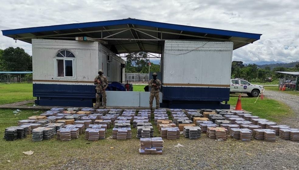Panama Seizes Nearly 4 Tons of Cocaine