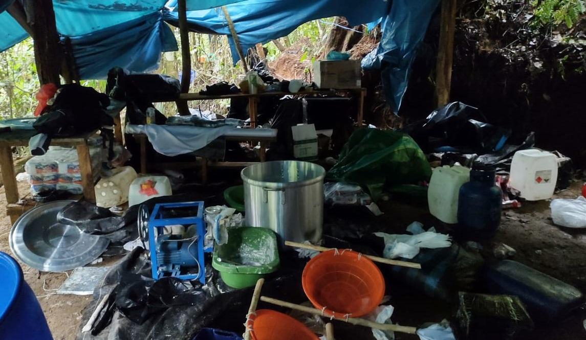 Peru: Polícia Nacional apreende quase uma tonelada de drogas em uma semana