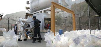 Peru: forças de ordem erradicam mais de 6.000 hectares de cultivos de coca em 2020