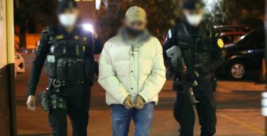 Guatemala Captures Suspected Narcotrafficker and Gang Member Wanted by the US