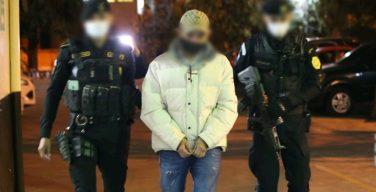 Guatemala captura a presunto narco y a pandillero reclamados por EE. UU.