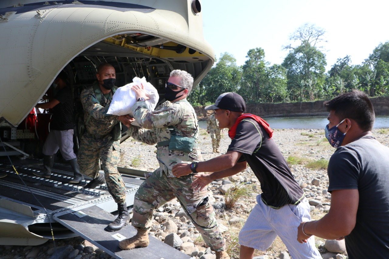 Panama, US Prepare for Disaster Response with Exercise Mercury II