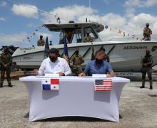 Panama, US Sign Memorandum of Understanding on Maritime Security