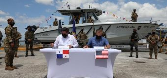 Panama, US Sign Memorandum of Understanding on Maritime Security