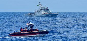 Guarda Costeira dos EUA faz parceria com a América do Sul para combater a pesca ilegal