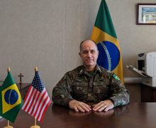 Brazilian General Talks about His Role as Deputy Commander for Interoperability at U.S. Army South
