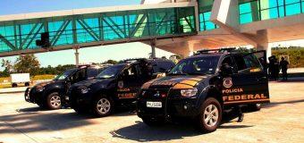 Polícia Federal do Brasil investiga tráfico de drogas a partir de aeroporto internacional