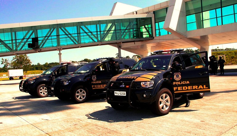 Brazilian Federal Police Investigates Drug Trafficking from International Airport