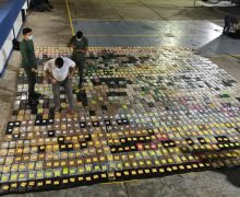 Colombia Begins 2021 with Large Drug Seizures