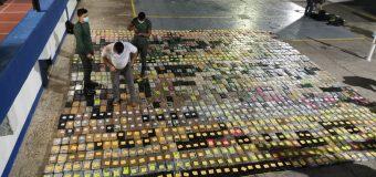 Colombia inicia el 2021 con grandes decomisos de droga