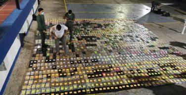 Colombia Begins 2021 with Large Drug Seizures