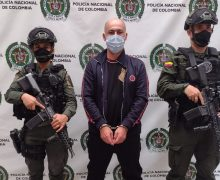 Colombia Captures 181 Clan del Golfo Members