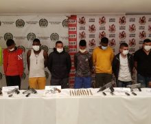 Colombian Army Captures Members of FARC Dissident Group