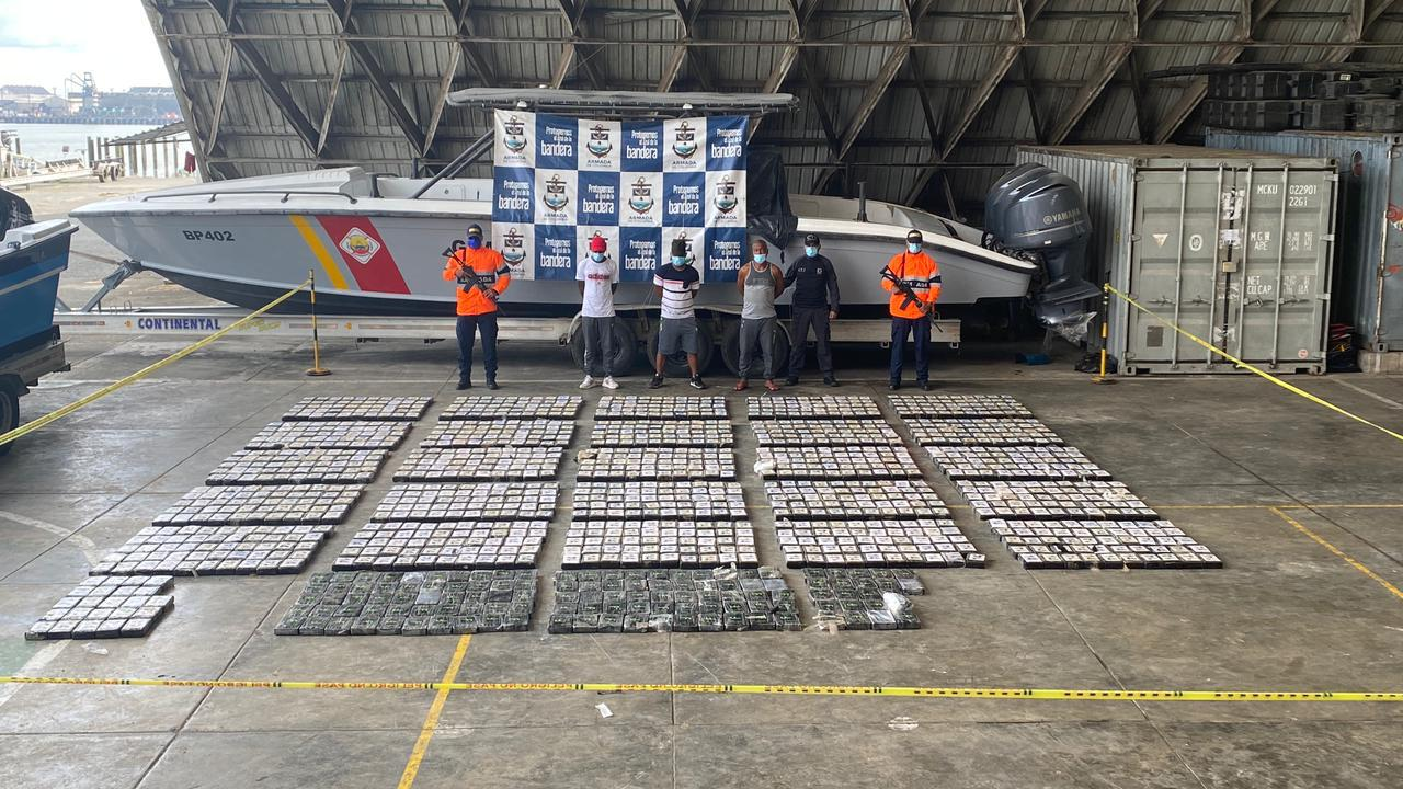 Colombian Military Forces Continue with Significant Results Against Narcotrafficking