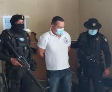 Guatemala captura a narcotraficante investigado por los EE. UU.
