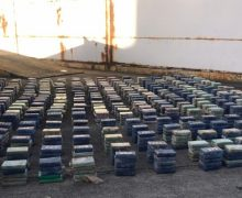 Panama Seizes More than 1 Ton of Cocaine in Maritime Shipment