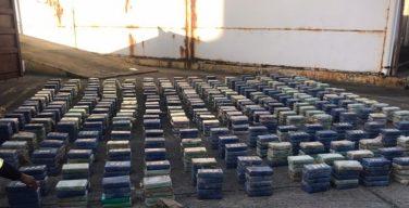 Panama Seizes More than 1 Ton of Cocaine in Maritime Shipment