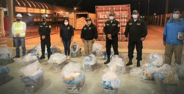 Peru: agentes apreendem quase 10 toneladas de insumos químicos para fabricação de cocaína